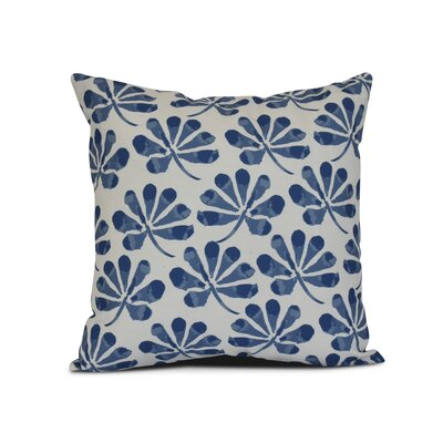 Allen Park Throw Pillow Color: Blue, Size: 20 H x 20 W x 3 D