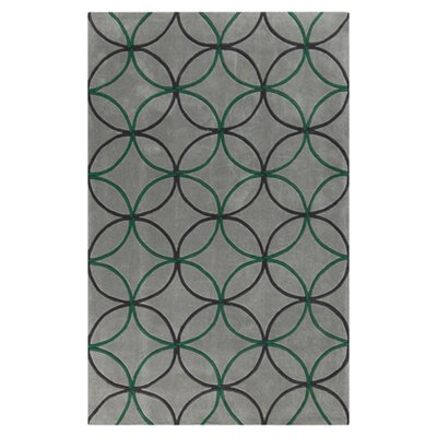 Millington Silvered Gray Rug Rug Size: Rectangle 9 x 13