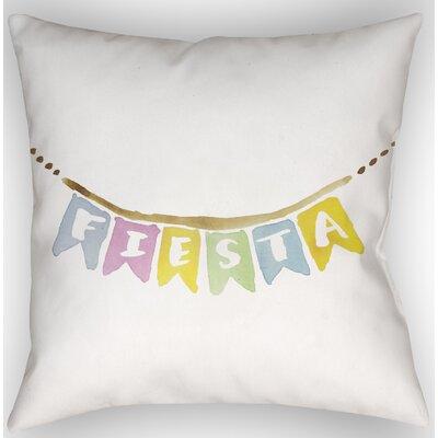 Alderson Indoor/Outdoor Throw Pillow Size: 20 H x 20 W x 4 D