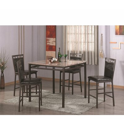 Ethan 5 Piece Counter Height Dining Set