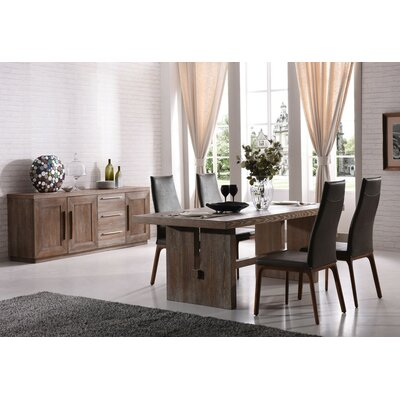 Ropp 8 Piece Dining Set