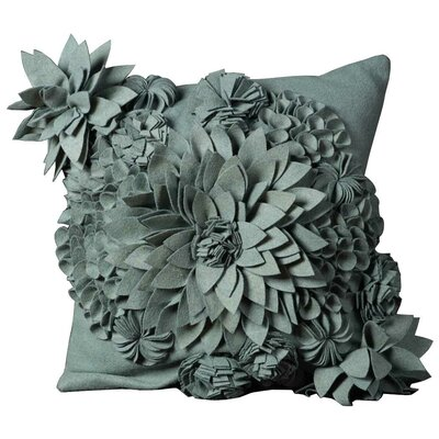 Whitmore Wool Throw Pillow