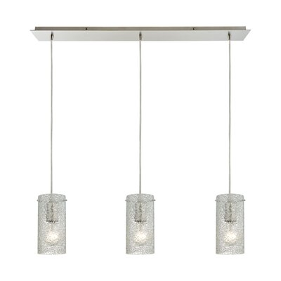 Dutchess 3-Light Kitchen Island Pendant
