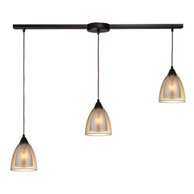 Albany 3-Light Kitchen Island Pendant
