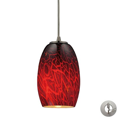 Dorado 1-Light Mini Pendant