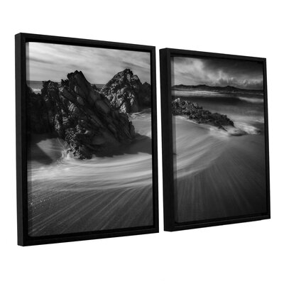 An Amazing Shadow 2 Piece Framed Photographic Print