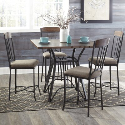 Wildwood 5 Piece Pub Table Set