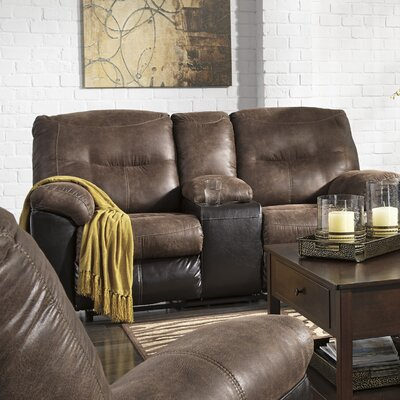 Elsmere Leather Reclining Sofa