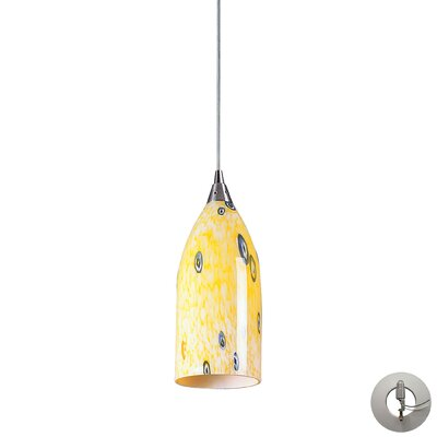 Leakey 1-Light Mini Pendant