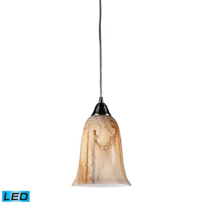 Cinnamon Lake 1-Light Mini Pendant