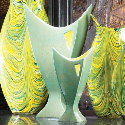 Reflective Vase