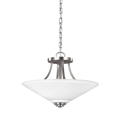 Atami 2-Light Convertible Mini Pendant