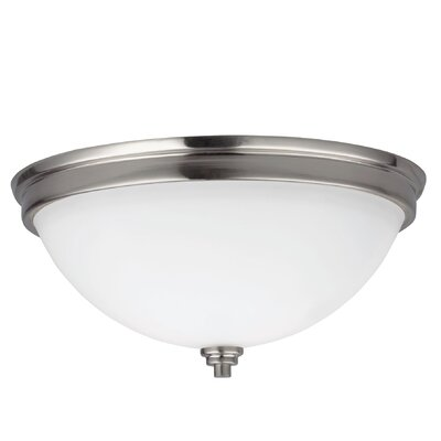 Atami 2-Light Flush Mount
