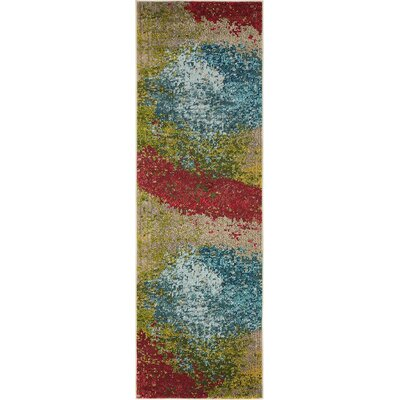Oldsmar Blue Area Rug