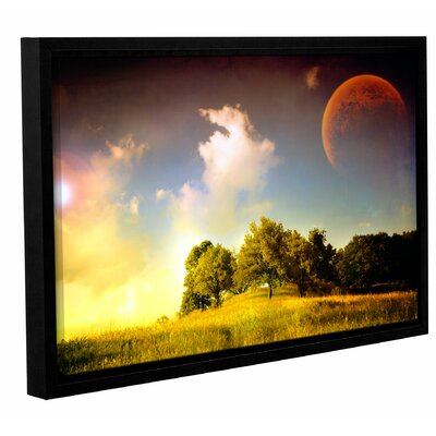 'Everlasting Season' Framed Photographic Print on Wrapped Canvas Size: 12