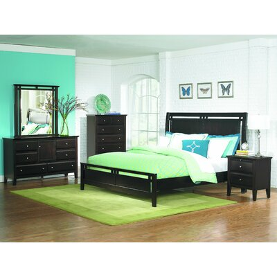 Gliese Panel Customizable Bedroom Set