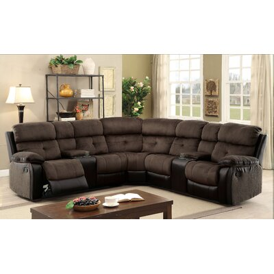 Marksbury Reclining Sectional