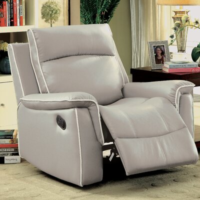 Brisbin Contemporary Recliner