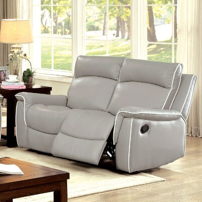 Brisbin Reclining Loveseat