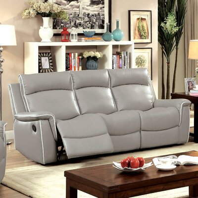 Latitude Run LATR6605 Brisbin Reclining Sofa