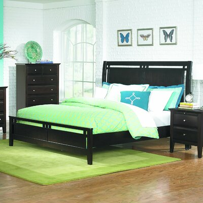 Suruga Platform Bed Size: Queen