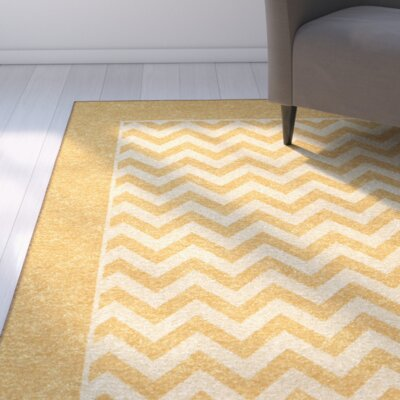 Adam Gold Area Rug