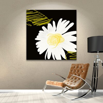 Daisy Cup 2 Painting Print on Wrapped Canvas LTRN5270 33280347