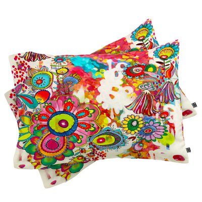 Kilmersdon Pillowcase Size: Standard
