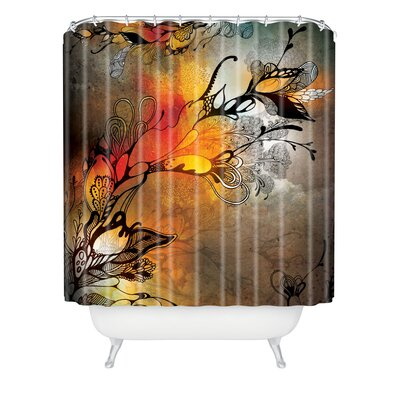 Herkimer Before The Storm Extra Long Shower Curtain