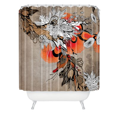 Herkimer Extra Long Shower Curtain