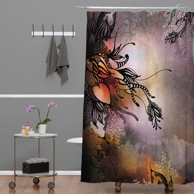 Herkimer Rain Shower Curtain
