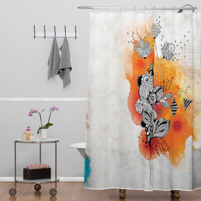Herkimer Forbbiden Thoughts Shower Curtain