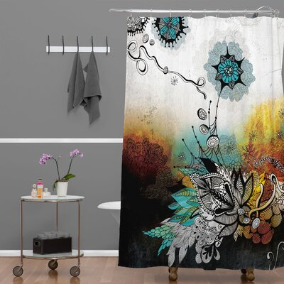 Herkimer Frozen Dreams Shower Curtain