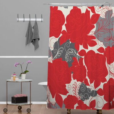 Rene 4 Shower Curtain
