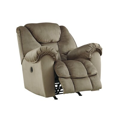 Abbotstown Rocker Recliner Type: Power