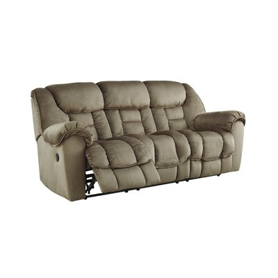 Staple Hill Reclining Sofa Type: Manual