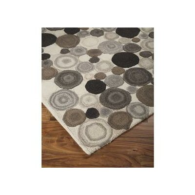 Parkdale Hand-Tufted Brown Area Rug