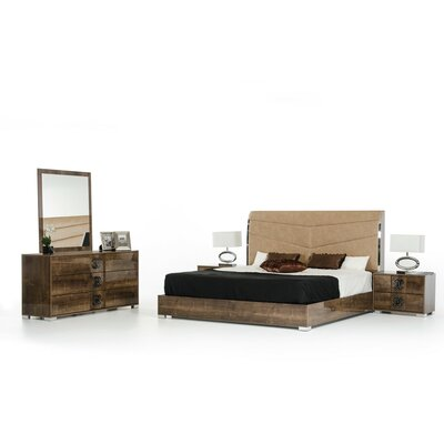 Armadale Platform Bedroom Set Size: Queen