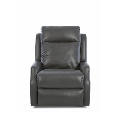 Takengon Recliner with Headrest and Lumbar Support