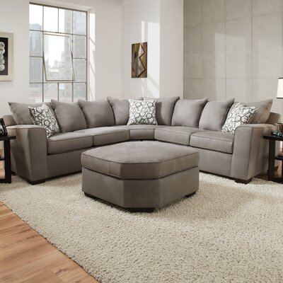 Latitude Run LATR2670 Simmons Sectional