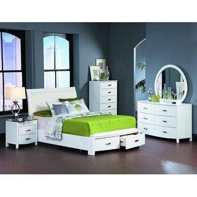 Herring Platform Customizable Bedroom Set