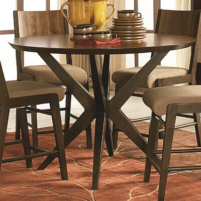 Carrion Round Counter Height Pub Table
