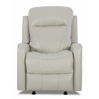 Doylestown Foam Seat Cushion Recliner with Headrest and Lumbar Support