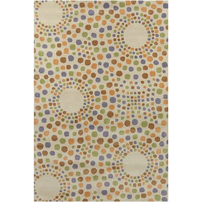 Millwood Hand Tufted Wool Area Rug