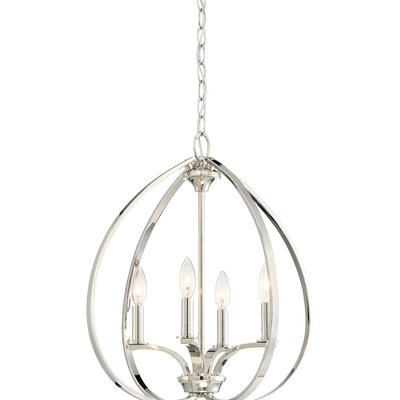 Edgebrooke 4-Light Foyer Pendant