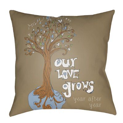 Alshain Indoor/Outdoor Throw Pillow