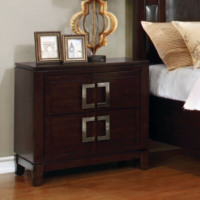 Foxcote, SomersetFoxcote 2 Drawer Nightstand