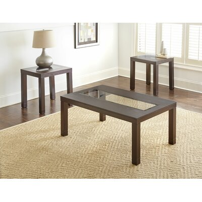 Willowick 3 Piece Coffee Table Set