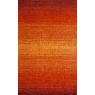 Gilda Hand-Tufted Area Rug Rug Size: 96 x 136