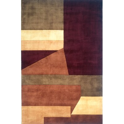 Eddie Wine Area Rug